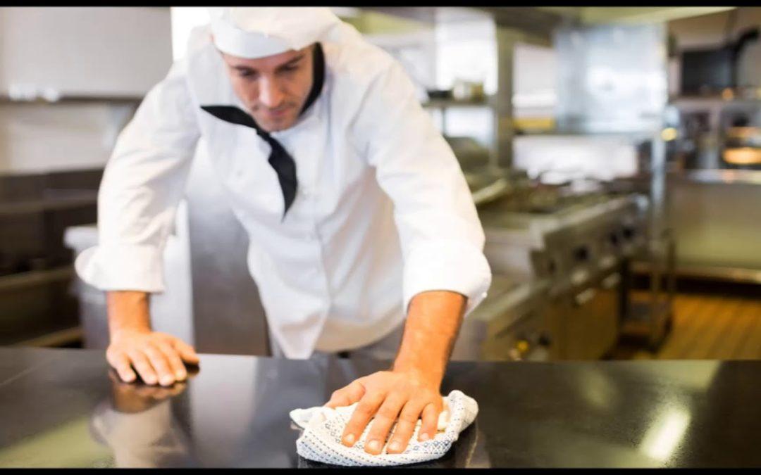 limpieza y desinfección en industria alimentaria