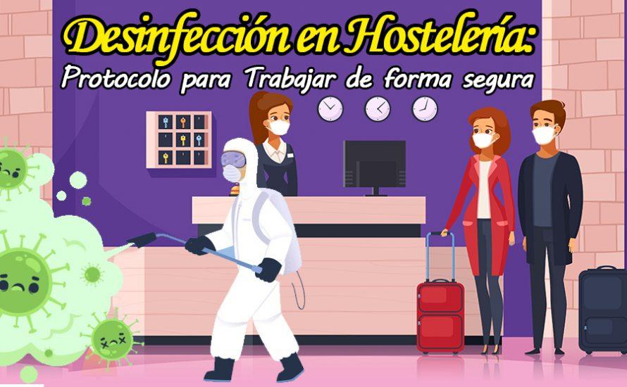 Desinfección en Hostelería: Protocolos para Trabajar de Forma Segura