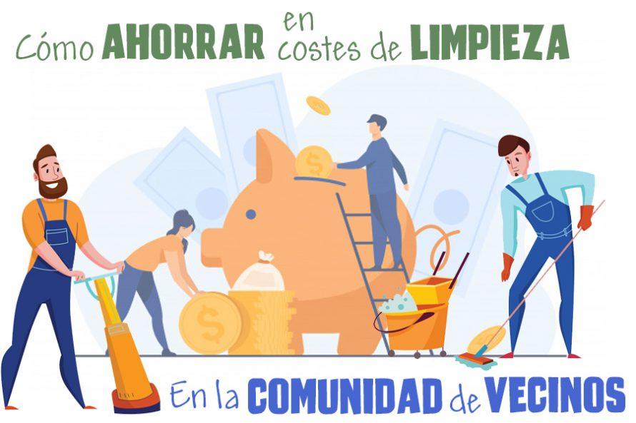Cómo Ahorrar en Costes de Limpieza en la Comunidad de Vecinos