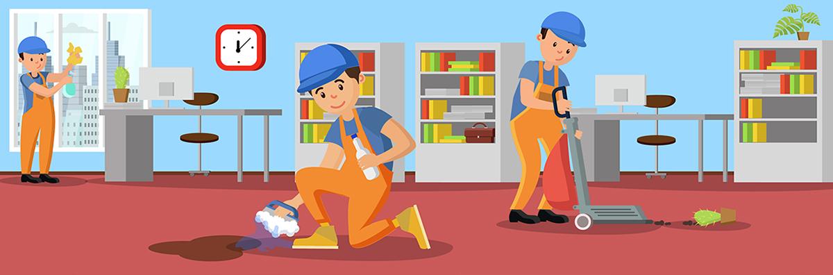 limpieza en residencias de ancianos
