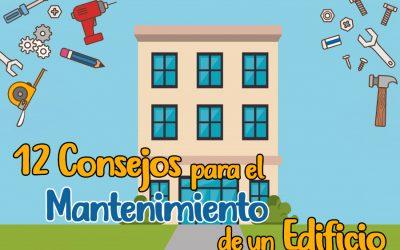 12 consejos principales para el mantenimiento de un edificio de propiedades