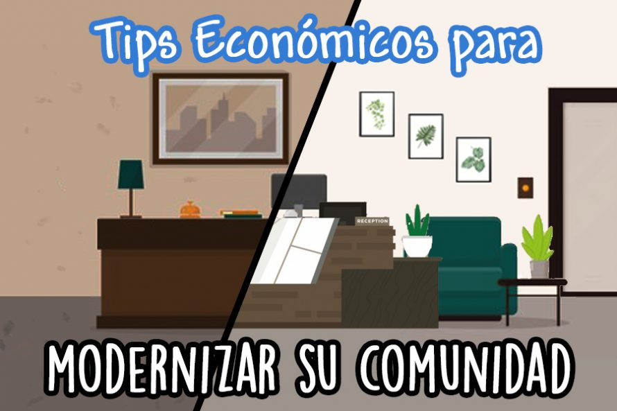 Tips económicos para modernizar su comunidad de propietarios