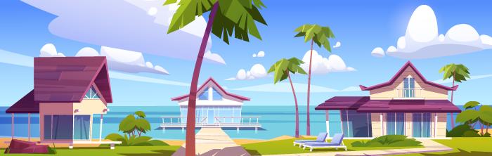 mantenimiento propiedades turisticas