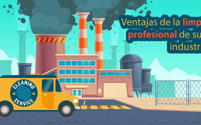 Ventajas de la limpieza profesional de suelos industriales