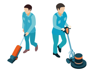 servicio de limpieza de alfombras en oficinas